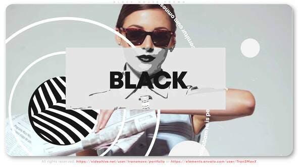 Videohive Black House Promo 28857046