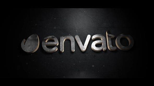 Videohive Cinematic Grunge Logo 21484979