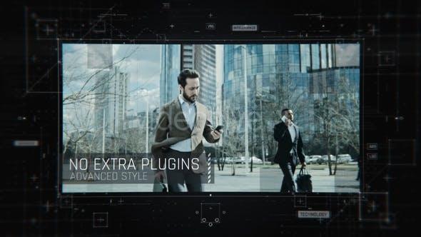 Videohive Digital Corporate Slideshow 27901040