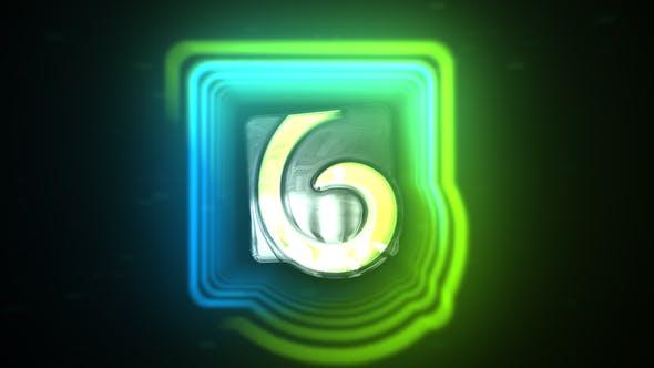 Videohive Digital Glitch Logo Reveal 24510187