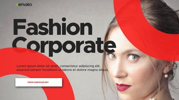 Videohive Fashion Corporate Presentation 26726650