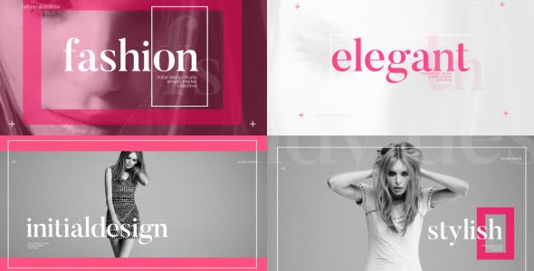 Videohive Fashion Slideshow 19495088