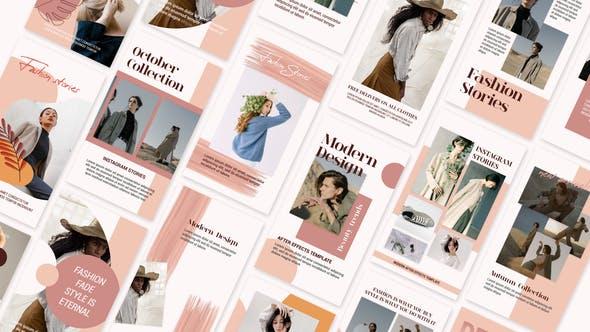 Videohive Fashion Stories 28467704