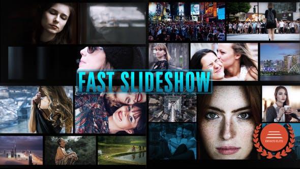 Videohive Fast Slideshow 15363855