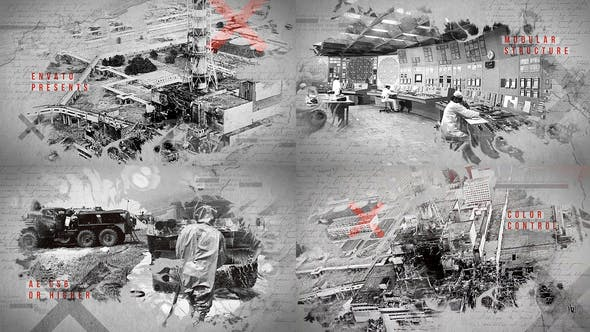 Videohive History Dramatic Opener 25426436