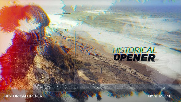 Videohive History Opener 20367217