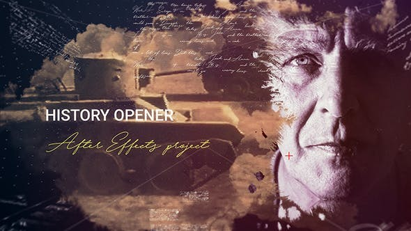Videohive History Opener 21361360