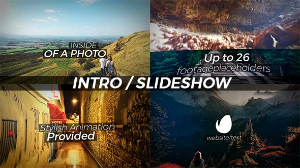 Videohive Inside of a Photo 13301212
