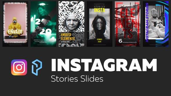 Videohive Instagram Stories Slides Vol. 7 27927395