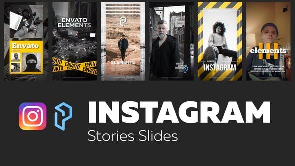 Videohive Instagram Stories Slides Vol. 8 28142992