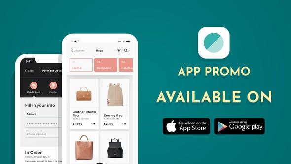 Videohive Instant App Promo 28497451