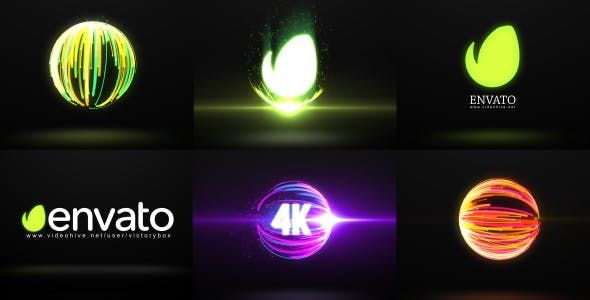 Videohive Light Logo Reveal 15258706