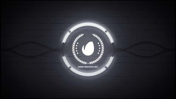 Videohive Logo Lamp V_02 19955771
