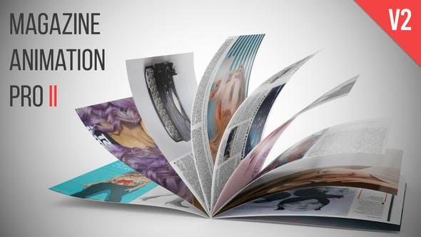 Videohive Magazine Animation Pro II 24783523
