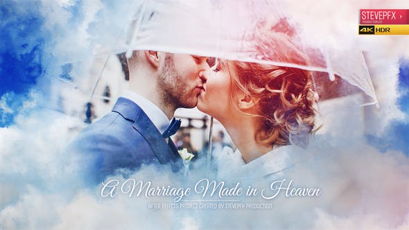 Videohive Marriage Made in Heaven 30552974