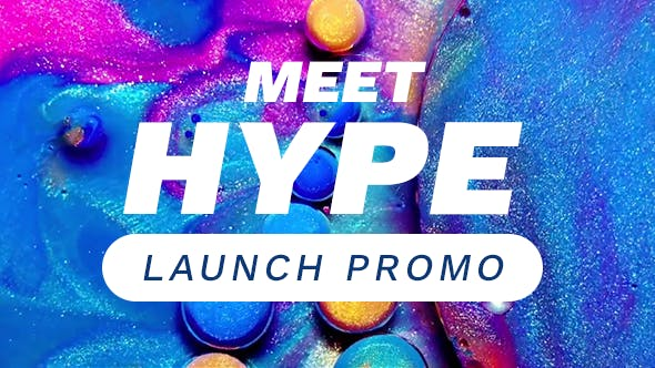 Videohive Meet Hype Launch Promo 20711081