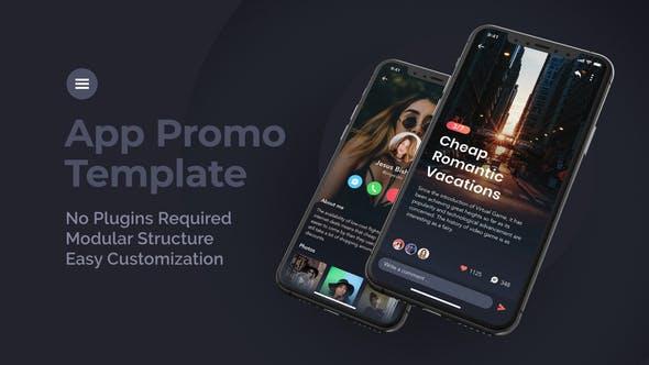 Videohive Mobile App Promo 28879284