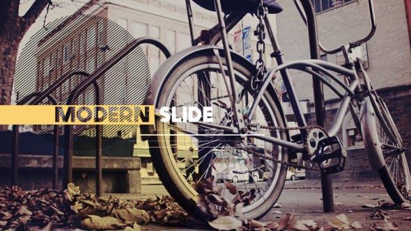Videohive Modern Slide 12111112