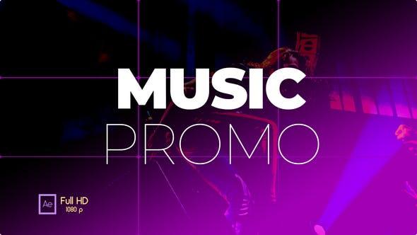 Videohive Music Event Promo - Festival Opener 27930012