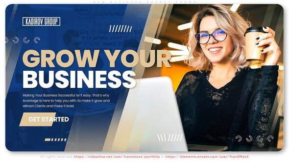 Videohive New Business Agency Promo 28246907