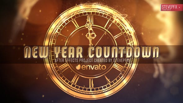 Videohive New Year Countdown 13689360