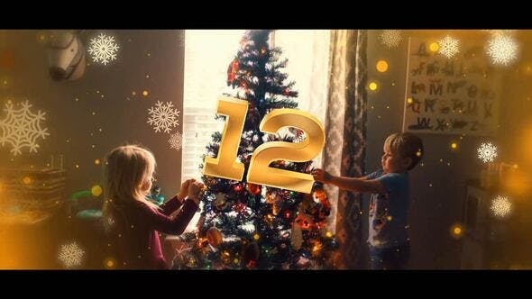 Videohive New Year Countdown 2021 29366760