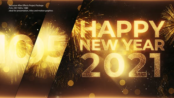 Videohive New Year Countdown Opener 29702124