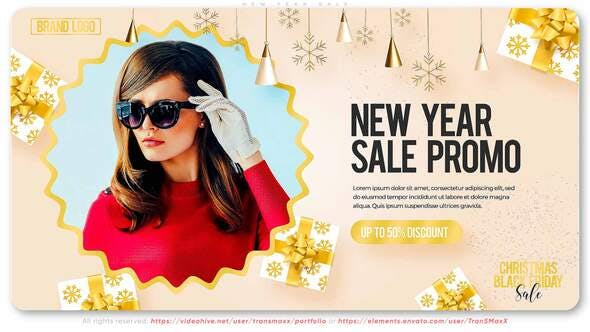 Videohive New Year Sale 29402810