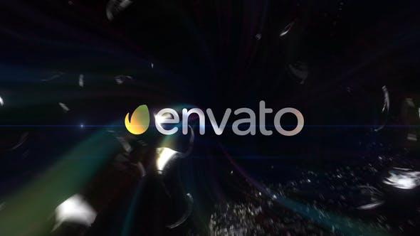 Videohive Orb Crystal Logo Reveal 27568298