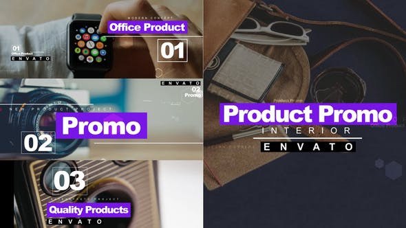 Videohive Product Promo 22537735