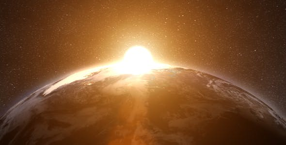 Videohive Realistic Earth 77670