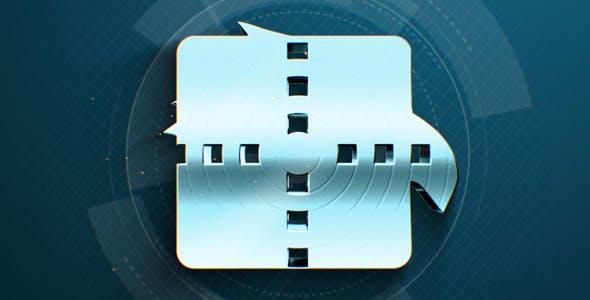 Videohive Transforming Logo 18892406