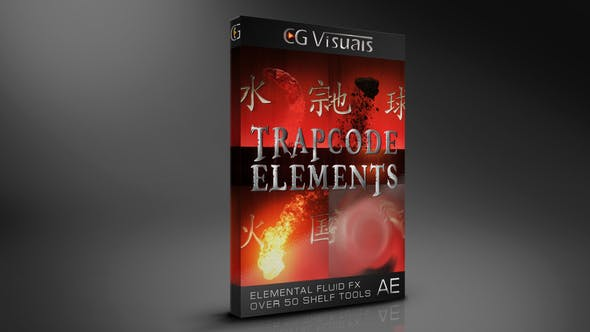 Videohive Trapcode Elements V1.2 21700111