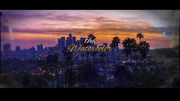 Videohive Watercolor Cinematic 22114415