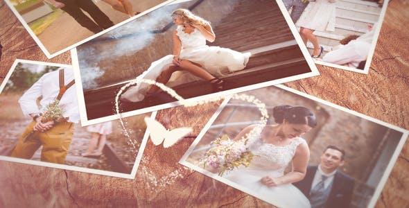 Videohive Wedding Slideshow 21091759