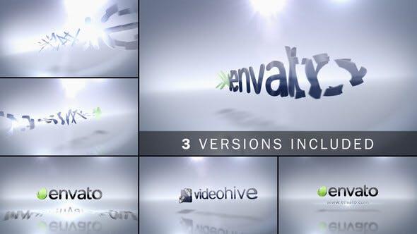 Videohive 3D Logo 18383293