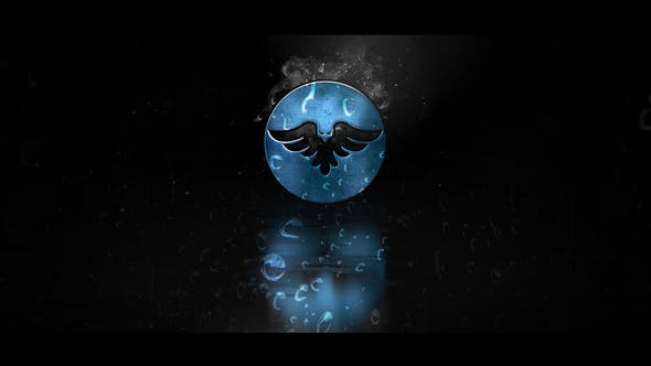 Videohive Artistic Logo Reveal 21836513