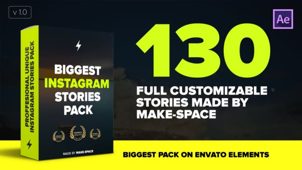 Videohive Buro - Instagram Stories 26772226