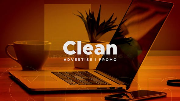 Videohive Clean Advertise Promo 23446224