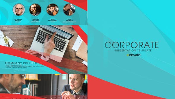 Videohive Corporate Business Promo 23333098