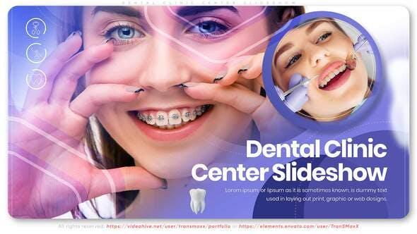 Videohive Dental Clinic Center Slideshow 27716948