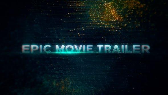 Videohive Epic Movie Trailer 21331811