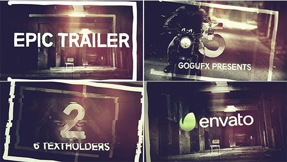 Videohive Epic Trailer 18281357