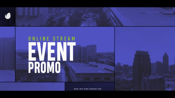 Videohive Event Promo - Corporate Meet-up 26739741