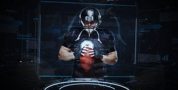 Videohive Hi-Tech Sport 17553338