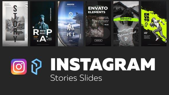 Videohive Instagram Stories Slides Vol. 14 28412543