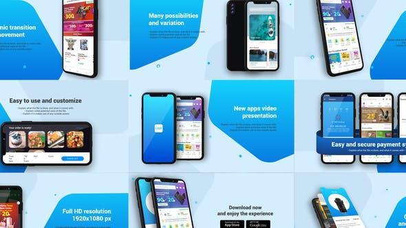 Videohive New App Promo Presentation 25914299