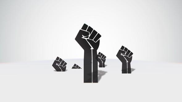 Videohive Protest Logo 27288072
