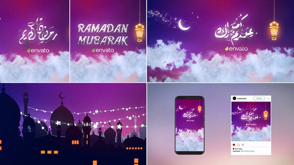 Videohive Ramadan - Eid Opener 26444767
