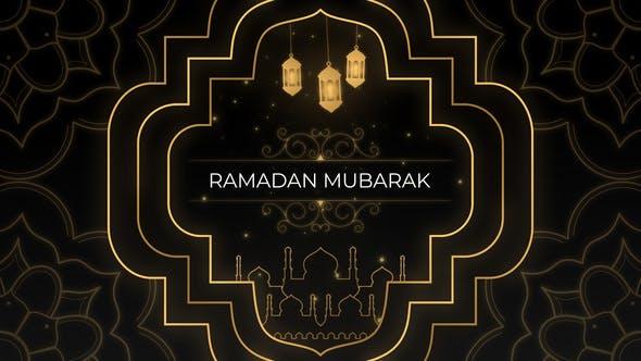 Videohive Ramadan Greeting 26255715